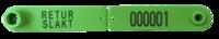 Grønn Combi Signal – RETURSLAKT