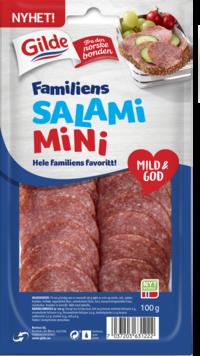 Gilde Familiens salami mini