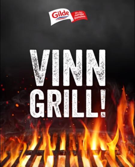 Kampanje Vinn grill