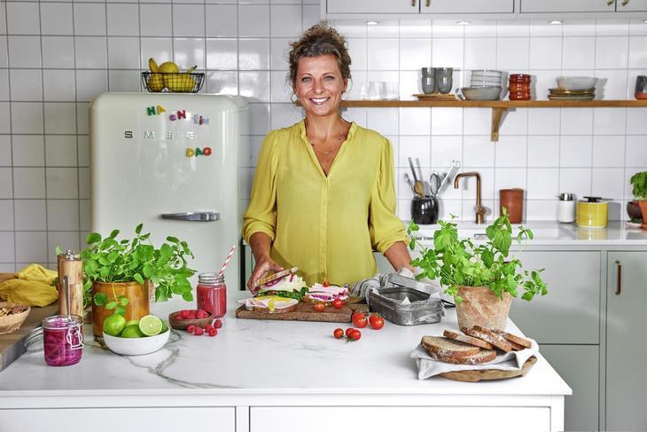 Lise Finckenhagen deler matpakke-tips på Prior.no
